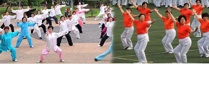 What's the difference between Tai Chi & Qigong?